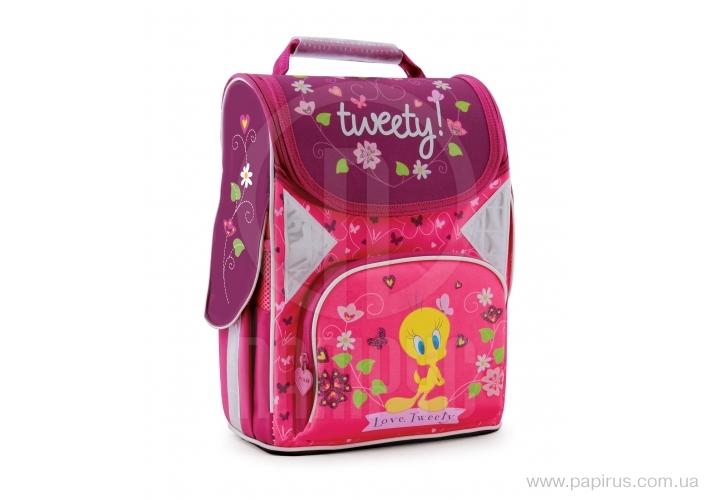 bbba2b12b5a6 Купить Рюкзак школьный каркасный 13,4'' Tweety, 701, Цена Рюкзак ...