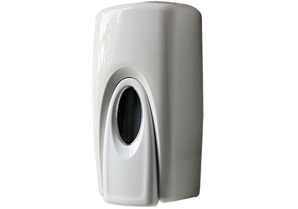 Купить Дозатор под раствор 750 мл пластиковый белый (ручной), $Цена Дозатор под раствор 750 мл пластиковый белый (ручной) ⚡Интернет магазин Папирус