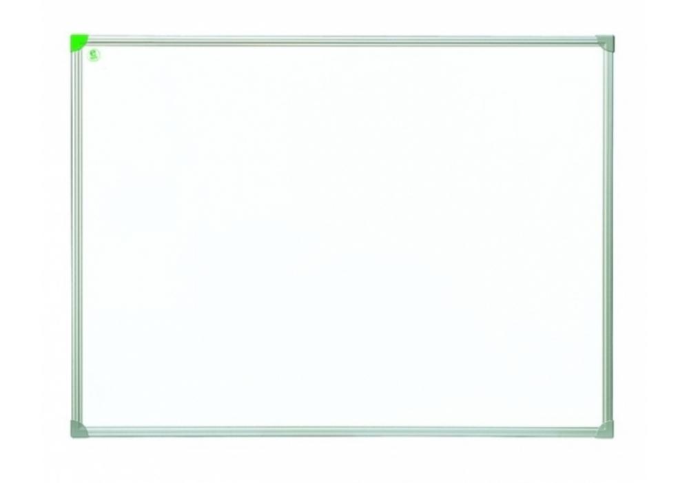 Купить Доска магнитно-маркерная, ТМ 2x3, EcoBoard, алюминиевая рамка, 60 x 40 см., цвет белый, $Цена Доска магнитно-маркерная, ТМ 2x3, EcoBoard, алюминиевая рамка, 60 x 40 см., цвет белый ⚡Интернет магазин Папирус