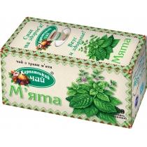 Чай Карпатский Мята 20 шт 1,35 г