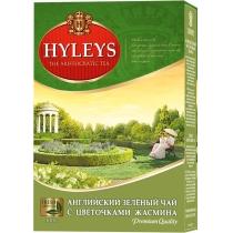 Чай Hyleys зелений  з жасміном 100г