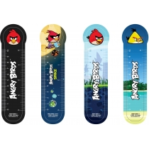 Закладинки для книг Angry Birds