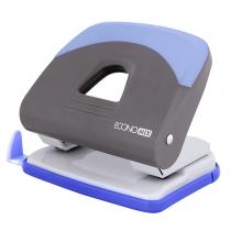 Діркопробивач Economix, 30 арк., пластиковий корпус