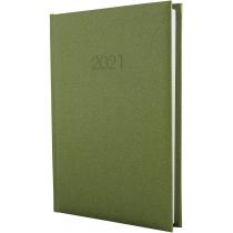 Ежедневник датированный 2019, SAND, зеленый, А5