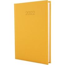 Ежедневник датированный 2020, CAPYS, желтый, А5