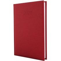 Ежедневник датированный 2020, CAPYS, бордо, А5