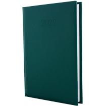 Ежедневник датированный 2020, CAPYS, темно-зеленый, А5