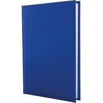 Ежедневник датированный 2019, SAMBA, синий, А5