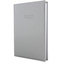 Ежедневник датированный 2019, GALLAXY, светло-серый, А5
