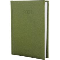 Ежедневник датированный 2019, SAND, зеленый, А6