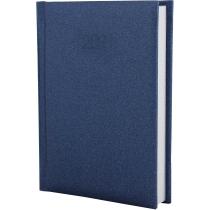 Ежедневник датированный 2020, SAND, темно-синий, А6