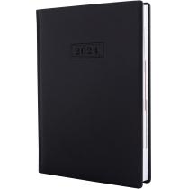 Ежедневник датированный, VIVELLA , черный, А5