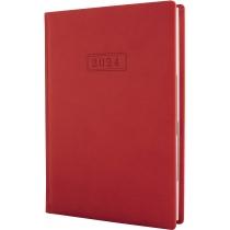 Ежедневник датированный 2020, VIVELLA , оранжевый, А5
