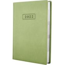 Ежедневник датированный 2020, VIVELLA , фисташковый, А5