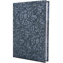 Ежедневник датированный 2020, CALABRIA , темно-синий, А5