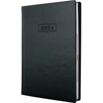 Ежедневник датированный, NEBRASKA , зеленый, А5, обложка без паролона