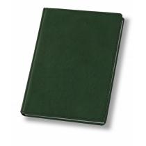 Ежедневник датированный 2019, А4, NEBRASKA, зеленый, А4, кремовый блок