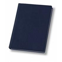 Ежедневник датированный 2019, А4, NEBRASKA, темно-синий, А4, кремовый блок