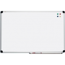Доска магнитно-маркерная, 90 x 120 см, алюминиевая рамка