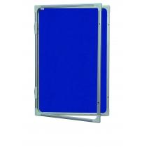 Доска-витрина текстильная