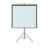 Екран проекційний PROFI, 124х124 см, на тринозі