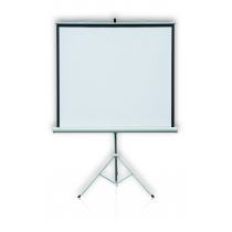 Экран проекционный PROFI, 124х124 см, на треноге