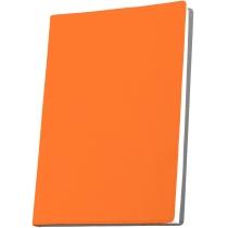 Деловая записная книжка А6, Vivella, цвет обложки - оранжевый