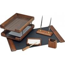 Набір настільний дерев'яний, 6 предметів