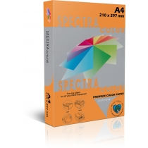 Бумага цветная SINAR SPECTRA А4 80 г/м2, 500 л, интенсив, оранжевый