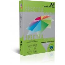 Бумага цветная SINAR SPECTRA А4 80 г/м2, 500 л, интенсив, зеленый