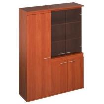 Шкаф гардероб 1500 * 450 * 2000мм, Диалог, в левом исполнении