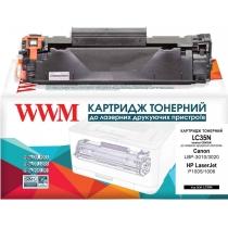 Картридж тонерный для HP LJ P1005/1006