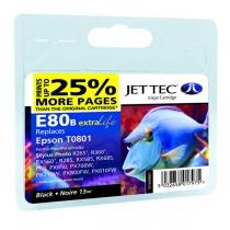 Картридж EPSON Stylus Photo P50/PX660/PX720WD Black (110E008001) E80B Jet Tec