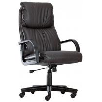 Кресло NADIR P ECO-30, Экокожа ECO, черный, Пластю База, Пласт. Подлокот