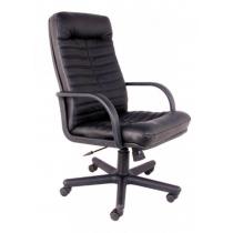 Кресло ORMAN, ЕСО-30, искусственная кожа, черное, Украина