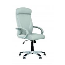 Кресло RIGA P ECO-07, Экокожа ECO, бежевый, Пластю База