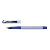 Ручка гелевая Optima TRADE синяя