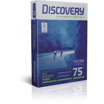 Бумага офисная Discovery 75г / м2, А4 500 л., Класс В +