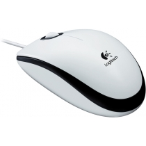 Миша LOGITECH Mouse M100 White EER Orient Packaging