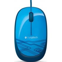 Миша LOGITECH M105, блакитна