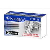 Скобы №24/6 (1000шт.), Kangaro