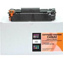 Картридж New Tone HP LJ Р1505 (CB436A), аналог