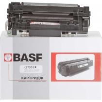 Картридж BASF для HP LJ P3005/M3027/M3035 (аналог Q7551X)