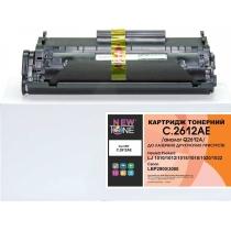 Картридж тонерный NewTone HP LJ 1010/1012 (аналог Q2612A)