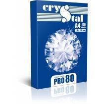 Бумага офисная Crystal Pro 80 А4, 80 г / м2, 500 листов., Класс С