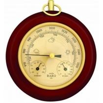Метеостанция (барометр+термометр+гигрометр), диаметр 15см