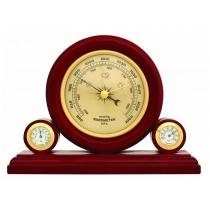 Метеостанция (барометр+термометр+гигрометр), 14см