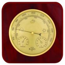 Метеостанция (барометр+термометр+гигрометр), 28см