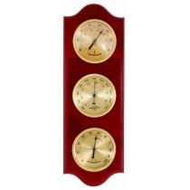 Метеостанция (барометр+термометр+гигрометр), 55см