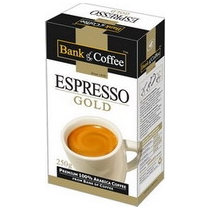 "Кава Галка, ""Еспрессо Голд"" 250 г"